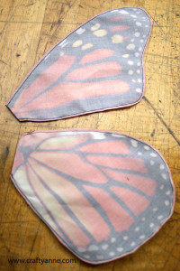 monarch costume wings step 5