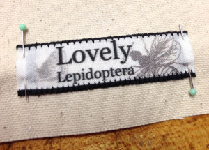 spoonflower clothing label
