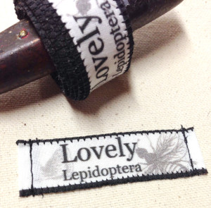 diy custom printed clothing label
