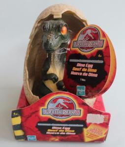 Jurassic Park Egg Toy