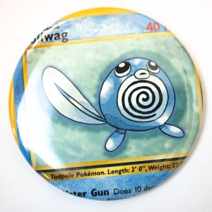 Pokemon Card Pocket Mirror Poliwag