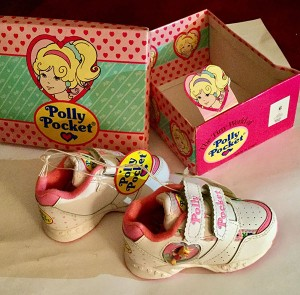 polly pocket sneakers