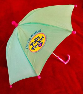 vintage polly pocket umbrella