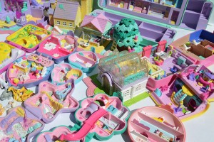 1980s polly pockets