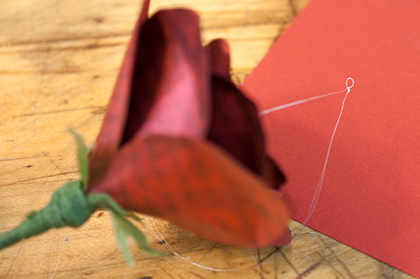 Beauty And The Beast Rose Centerpiece Tutorial Crafty Anne